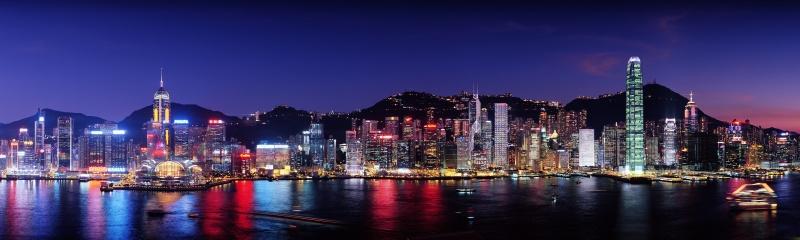 香港—國際金融中心,資金避難港